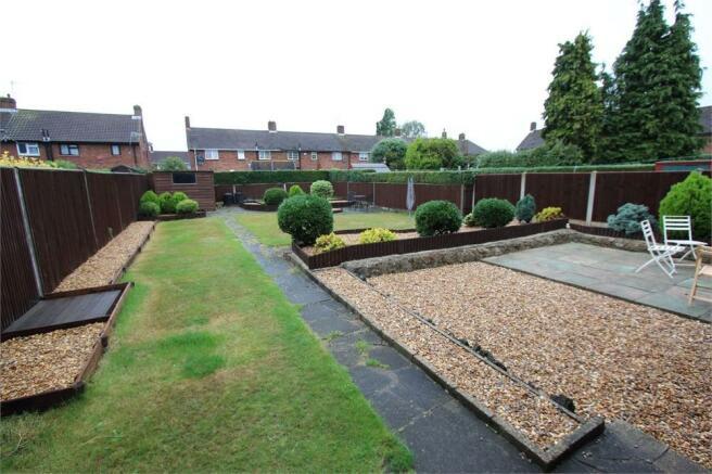 Rea garden