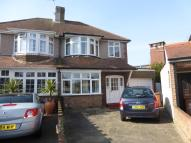 3 bed semi detached property for sale in Mayplace Close...