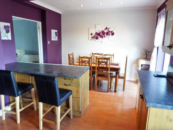 Kitchen/Dining Room View 2