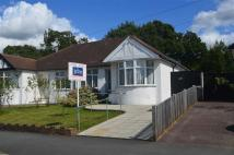 2 bed Semi-Detached Bungalow in Oxhawth Crescent, Bromley