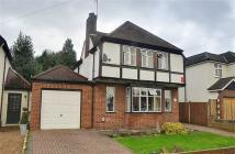 Detached home for sale in Lynton Avenue, Orpington