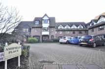 1 bed Retirement Property for sale in Ashfield Place...