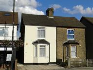 2 bed semi detached property in Green Lane, Chislehurst
