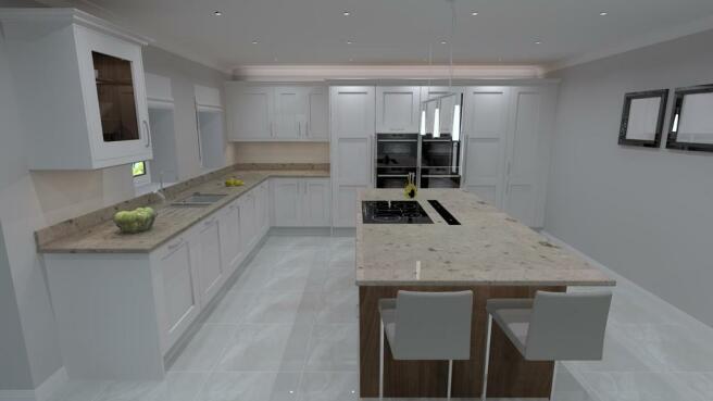 Plot 3 Kitchen CG...