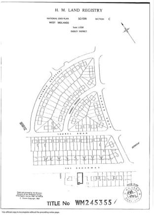 land registry 313 the broadway