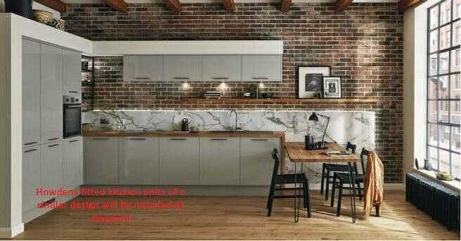 Illustrated Kitchen