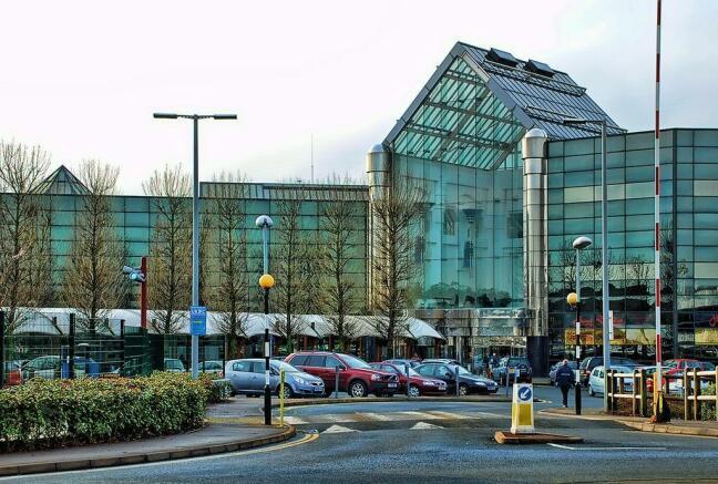 Merryhill Shopping Centre