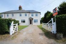4 bed semi detached house in Manston, Ramsgate, Kent