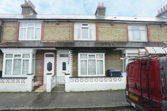 2 bedroom terraced house for sale in telham avenue ramsgate ct12