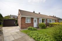 2 bedroom Semi-Detached Bungalow in Wood Grove, Whitefield...