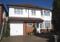 4 bedroom Detached house for sale in Silverdale Avenue...