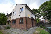 semi detached house in Watkins Drive, Prestwich...