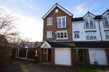 3 bed Town House in Hope Park Close...