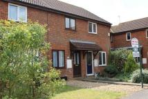 Terraced home in Almers Close...