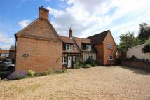 Detached home in Ampthill Road, Maulden...