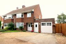 3 bedroom semi detached property in Claridges Lane, Ampthill...