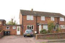 Chiltern Close semi detached property for sale