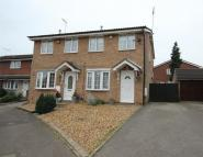 2 bed semi detached property in Parmiter Way, AMPTHILL...
