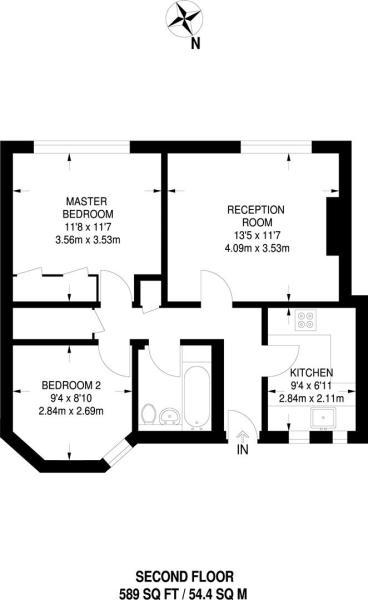 Beresford Lodge - Fl