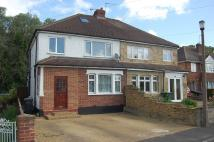 3 bedroom semi detached house for sale in Egham Surrey TW20