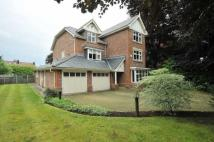 6 bed Detached house in Leicester Road, Hale...