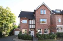 Detached house in Dukes Walk, Hale...