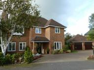 4 bed Detached house in Royal Gardens, Bowdon...