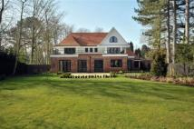 Detached property in Parkfield Road, Knutsford