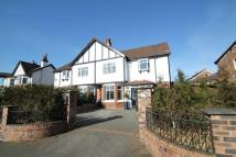 Hale Road semi detached property to rent