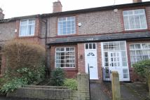2 bed Terraced property to rent in Appleton Road, Hale