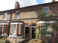 Terraced house in Oak Road, Hale