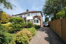 semi detached home in Green Lane, Timperley