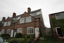 3 bed End of Terrace property in Place Road, Altrincham