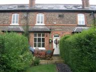 Knutsford View Terraced house to rent