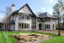 Detached house for sale in Lovat Drive, KNUTSFORD...