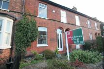 Terraced property in Church View, Altrincham...
