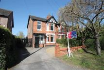 3 bed semi detached home in Thorley Lane, Timperley