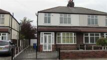 3 bed semi detached house in Ellesmere Road...