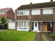 3 bedroom semi detached home in Alexander Road...