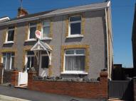 3 bed semi detached house in Danygraig Road...