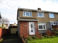 3 bedroom semi detached home in Dyffryn View, Bryncoch...