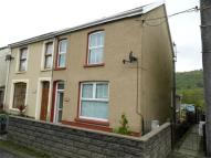 semi detached home for sale in Main Road, Crynant...