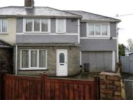 4 bedroom semi detached home for sale in Rock Street, Glynneath...