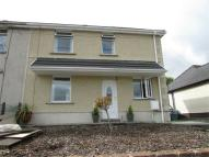semi detached home in Golwg Y Bryn...