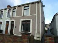 End of Terrace home in Edward Street, Glynneath...