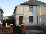 3 bedroom semi detached home in Heol Y Felin...