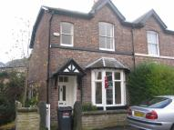 2 bed semi detached home in South Grove...