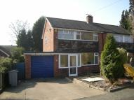 Helena Close semi detached house to rent