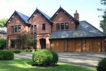 Detached property in Wilmslow Park South...