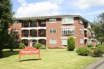Apartment in Pownall Court, Wilmslow...